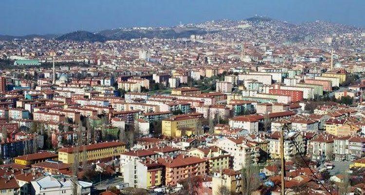 Ankara'da büyük dönüşüm sürüyor