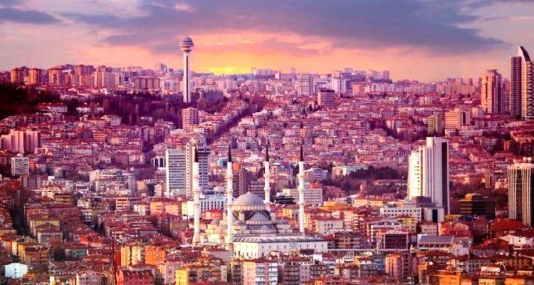 Ankara'da konut satışları geriledi