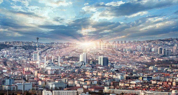 Ankara'da konut satışları yüzde 15 arttı