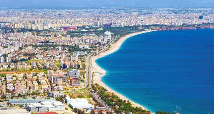 Antalya Büyükşehir Belediyesi'nden dev ihale