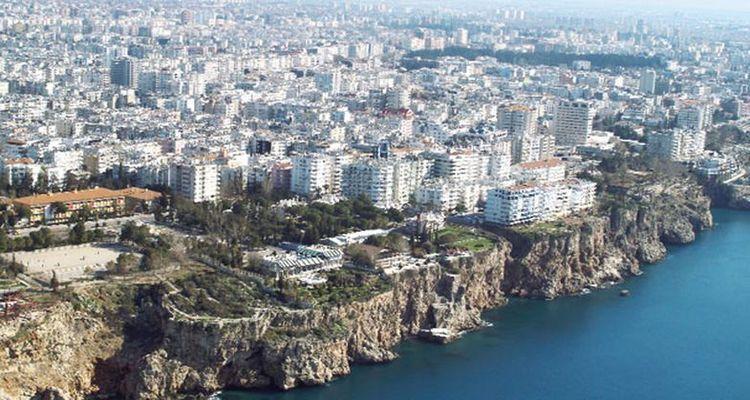 Antalya'da konut fiyatları değer kazandı