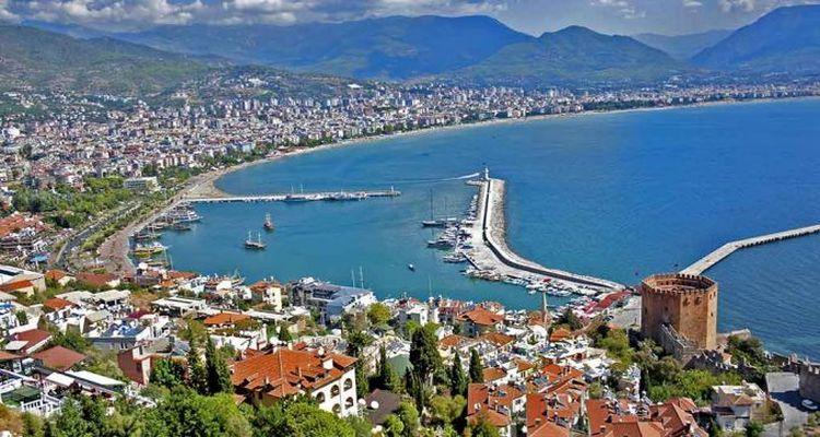 Antalya'da konut satışları yüzde 53 arttı
