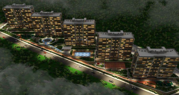 Atakent Panorama projesinde '0 faiz' fırsatı