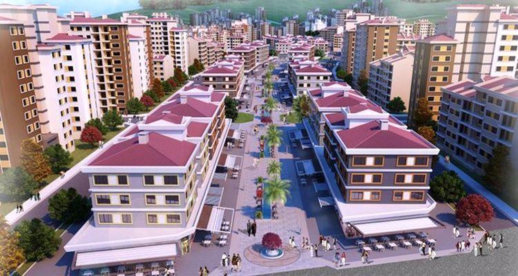Bakanlık geleceğin şehirlerini kuruyor