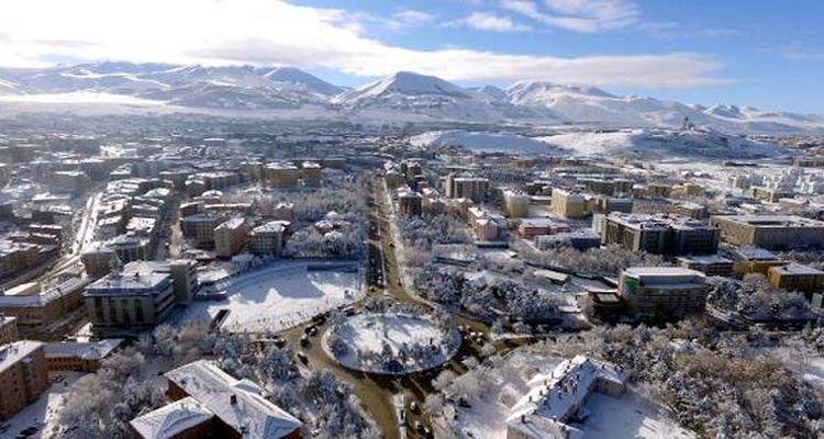 Erzurum'da bin 400 konut dönüşüme alınacak