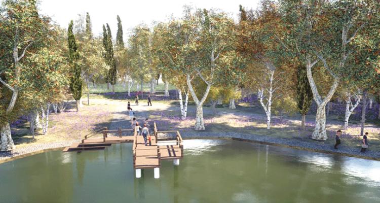 Eskişehir millet bahçesi projesiyle ilgili tartışmalar son buldu