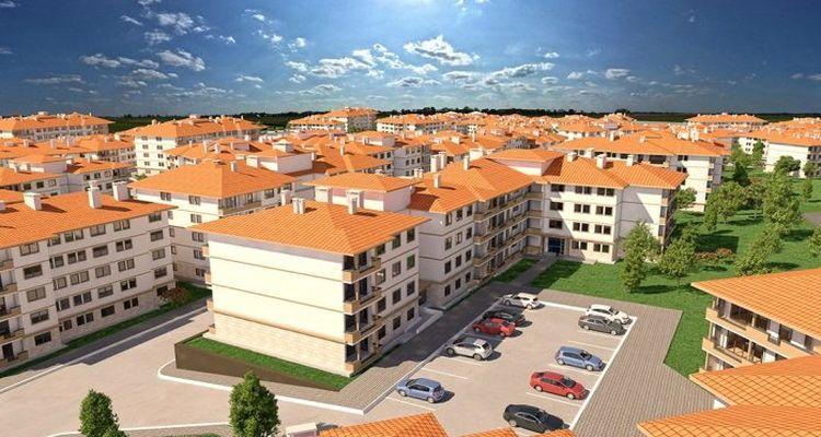 Gaziantep Kuzey Şehir'de teslim heyecanı yaşanıyor