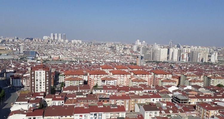 Geçen ay İstanbul'da en çok konut Esenyurt'ta satıldı