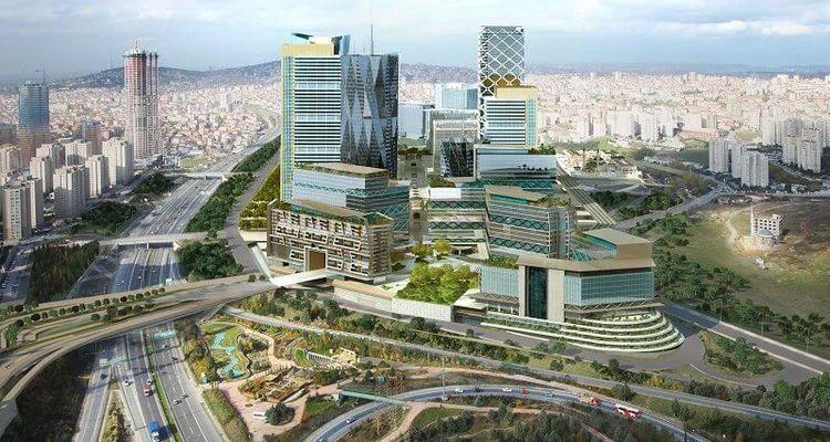 İstanbul Finans Merkezi için ihale düzenlenecek
