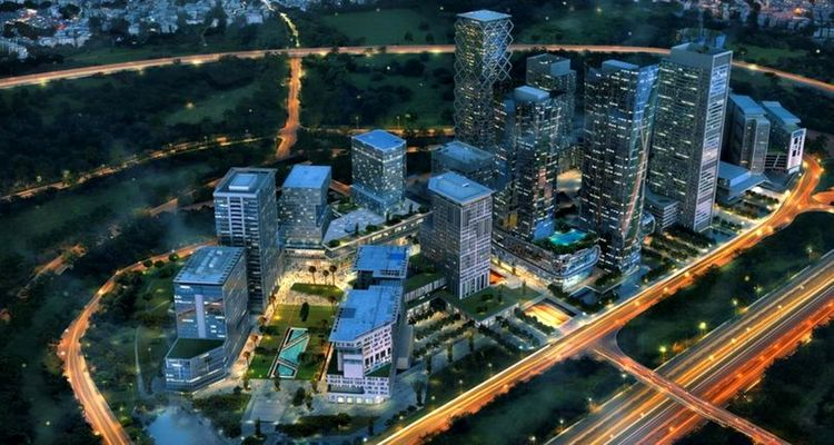 İstanbul Finans Merkezi'nde çalışmalar hızlandı