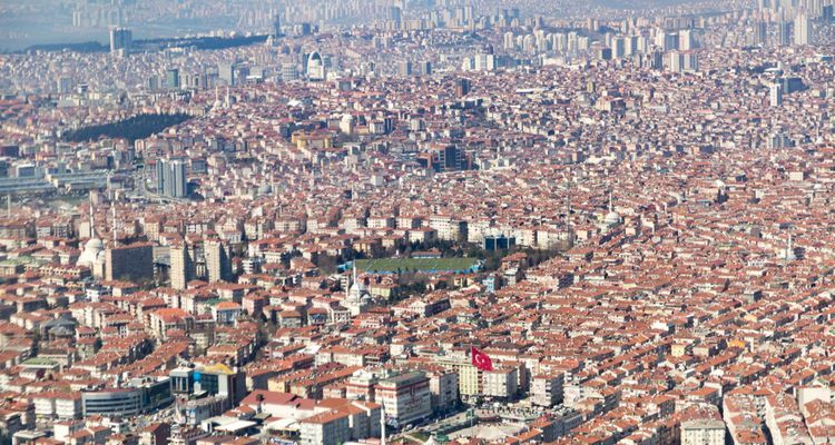 İstanbul konut satışlarında Esenyurt zirveyi bırakmıyor