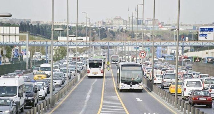 İstanbul'a yeni metrobüs hatları geliyor