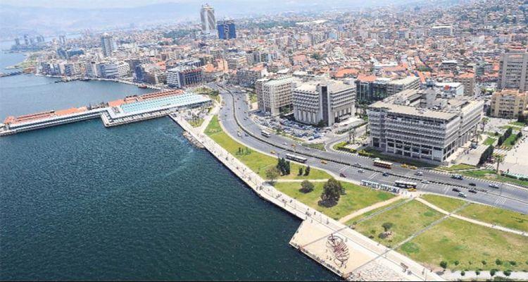 İzmir'de geçen ay 5 bin konut satıldı