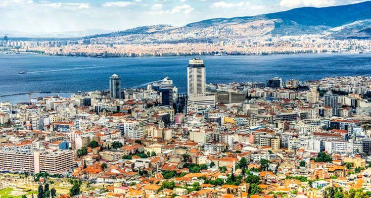 İzmir'de konut satışları düştü