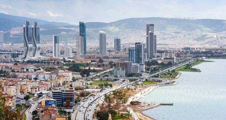 İzmir'in yükselişi sürüyor
