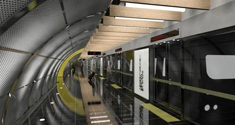 Kabataş-Mahmutbey Metro Hattı tünel çalışmaları tamamlandı