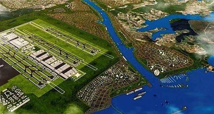 Kanal İstanbul'un ÇED raporu yayınlandı