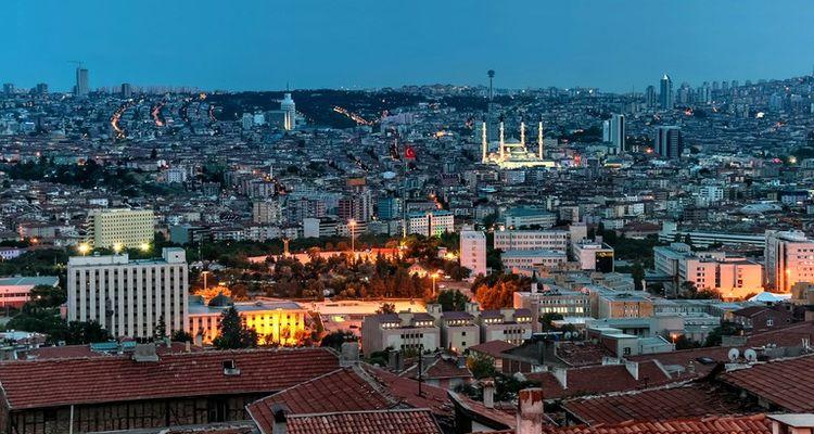 Kasım ayında Ankara'da konut satışları yüzde 85 arttı