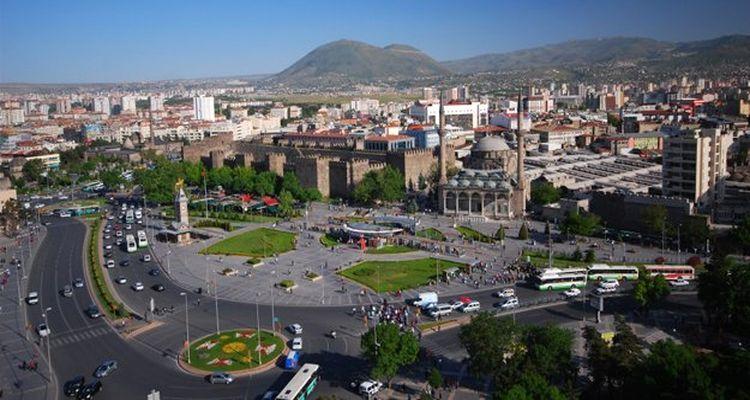 Kayseri Büyükşehir Belediyesi'nden Kocasinan'da satılık gayrimenkul