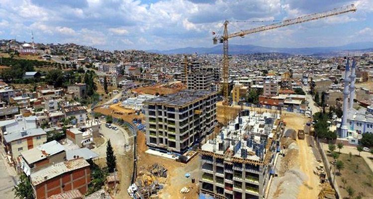 Kentsel dönüşümde 500 milyon TL kira yardımı yapıldı