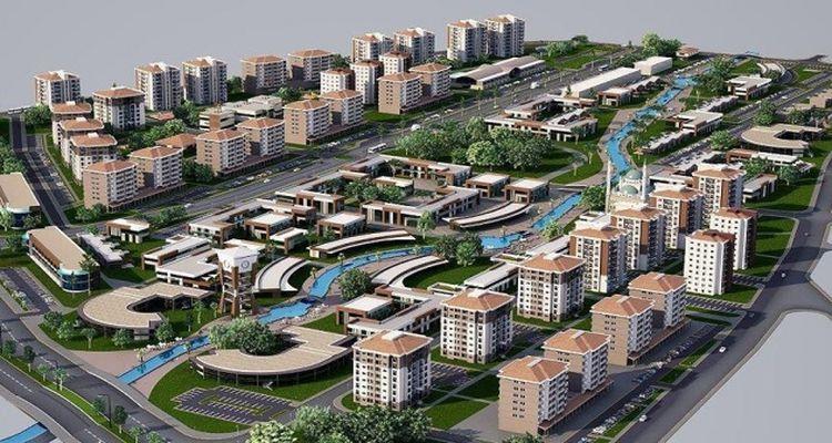 Kızılcahamam Karşıyaka Mahallesi'nde kentsel dönüşüm başlıyor