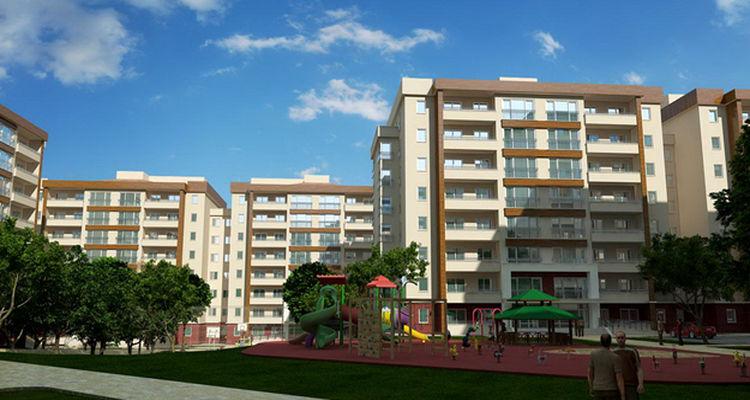 Konya Karapınar'daki kentsel dönüşümde 603 konut üretilecek