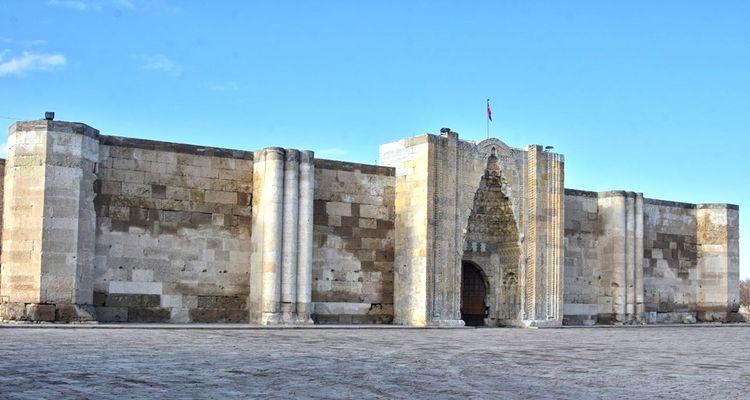Konya'daki Tarihi Sultanhanı Kervansarayı restore edildi