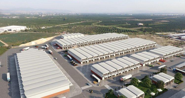 Mersin Megacenter projesi açıldı