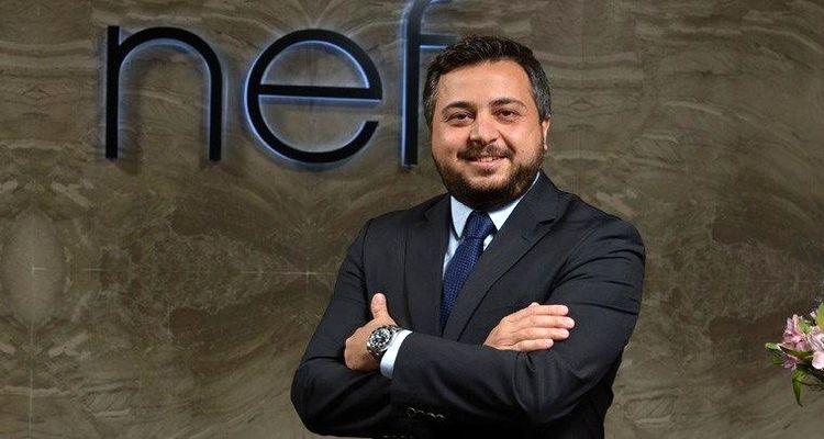 Nef'in sponsor olduğu üç takım şampiyonluğu göğüsledi