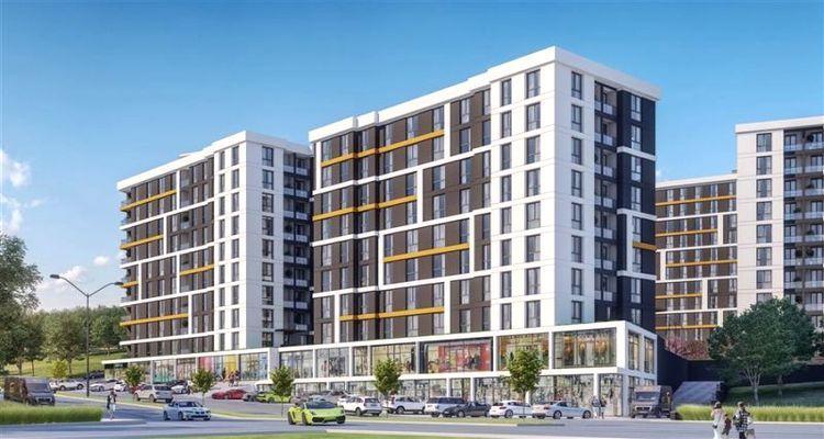 Sapphire Hill projesi Kurtköy'de yükseliyor