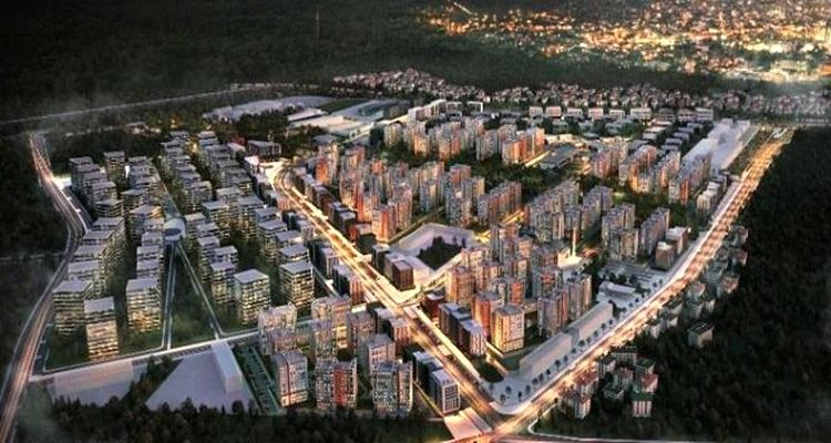 Sur Yapı Antalya projesinde faizler 0.69'a çekildi