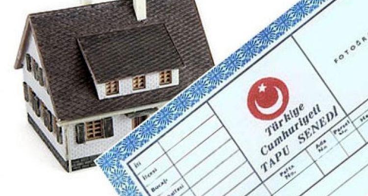 Tapu kaydı sıralamasında Türkiye'nin büyük yükselişi