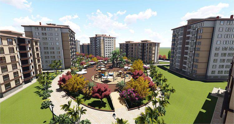 TOKİ Ankara Mamak Yatıkmusluk projesinde başvurular başladı