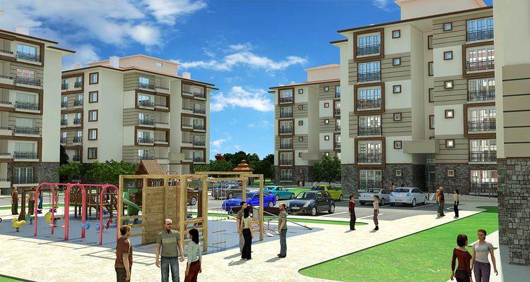 TOKİ Bursa ve Giresun'da yeni proje üretecek