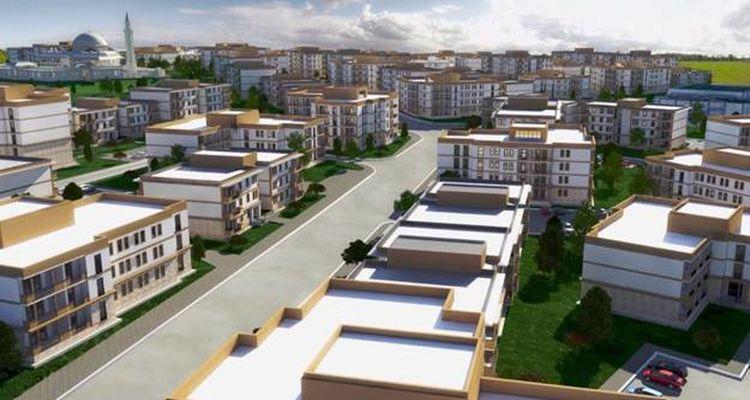TOKİ Gaziantep Kuzeyşehir projesinde başvurular başladı