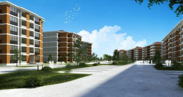 TOKİ Silivri Alipaşa projesinde kura çekimi yapılıyor