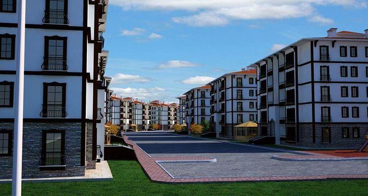 TOKİ Trabzon Araklı'da 278 yeni konut yapacak