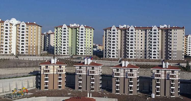 TOKİ'den Ankara'da kurasız ev sahibi olma fırsatı