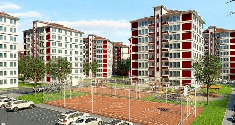 TOKİ'nin iki projesinde satış süreci başladı