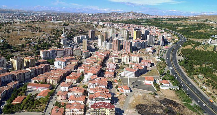 Türkiye'de 1,5 milyon konutun dönüşüme girmesi gerekiyor