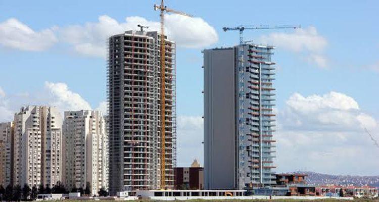 Yapı ruhsatı verilen bina sayısında azalma görüldü