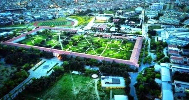 Yıldız Teknik Üniversitesi Millet Bahçesi ihale ediliyor