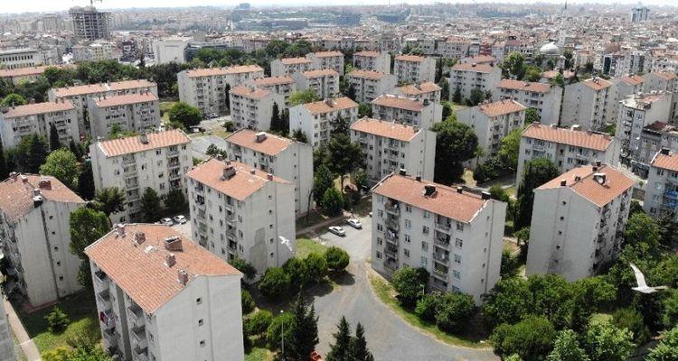 Zeytinburnu'nda rezerv konutlar yapılacak