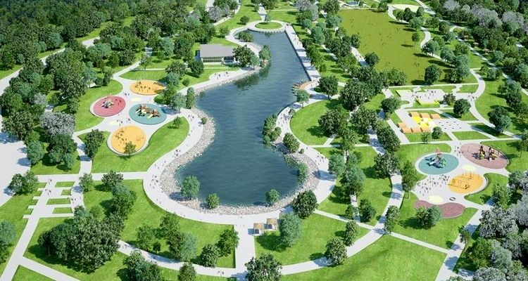 8 şehirde yeni millet bahçesi projeleri hayata geçirilecek