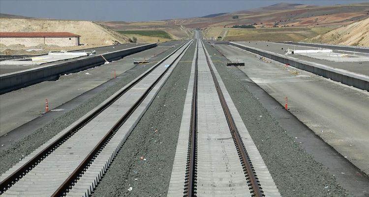 Ankara-Sivas YHT hattında sona yaklaşıldı