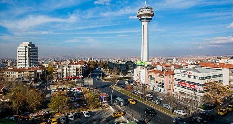Ankara'da geçtiğimiz ay 4 bin 500 konut satıldı