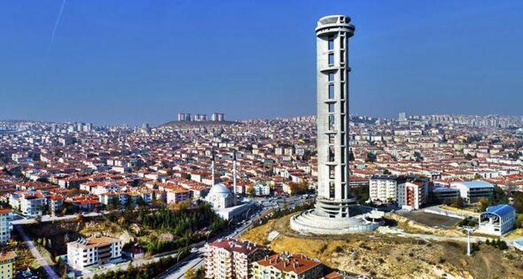 Ankara'da Keçiören'in yükselişi sürüyor