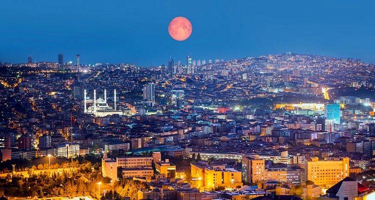 Ankara'da konut satışları geçtiğimiz ay yüzde 73 arttı
