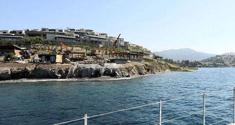 Antalya'da 1810 kaçak yapı yıkılacak