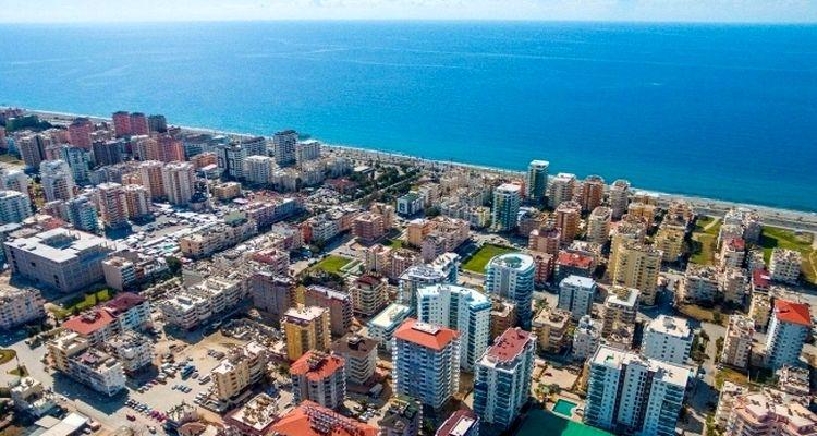 Antalya'daki konut fiyatlarında büyük artış
